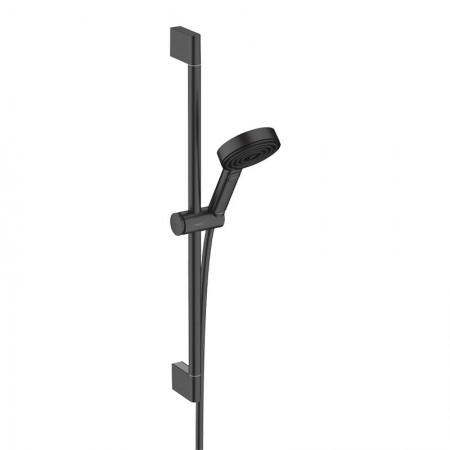 Душевой набор Hansgrohe PULSIFY SELECT 24160670 черного матового цвета