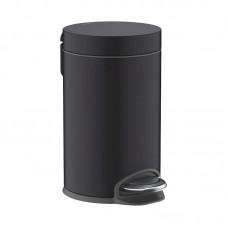 Ведро для мусора Hansgrohe ADDSTORIS цвет черный матовый 41775670