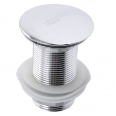 Донный клапан (кнопка) ZERIX LR65 (ZX2985)
