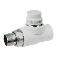 Кран термостатический прямой PPR 25x3/4 KOER K0152.PRO (KP0193)