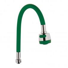 Излив силиконовый (зеленый) ZERIX SPS-01 (ZX2625)