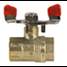 """Кран шаровый СК 1"""" ГГБ Б/Н art. 602 (WP0111)"""