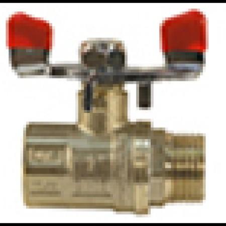 """Кран шаровый СК 1"""" ГШБ Б/Н ART.607 (WP0109)"""