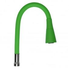 Излив силиконовый (зеленый) ZERIX SPS-02 (ZX3045)