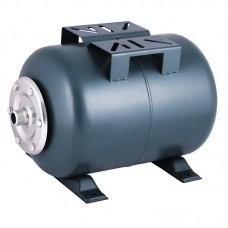 Гидроаккумулятор для насосных станций горизонтальный (50 л) GRANDFAR (GF1155)
