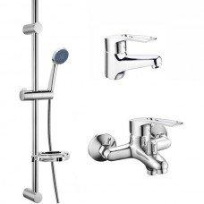 Набор смесителей для ванной CRON HANSBERG SET-1 (CR0842)