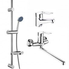Набор смесителей для ванной CRON HANSBERG SET-3 (CR0844)