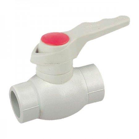 Кран шаровый PPR КШ (ручка) для горячей воды 25 (KOER K0176.PRO) (KP0228)