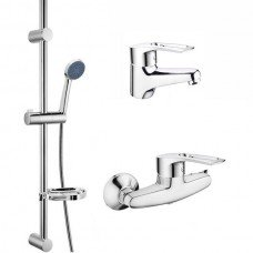 Набор смесителей для ванной CRON HANSBERG SET-2 (CR0843)