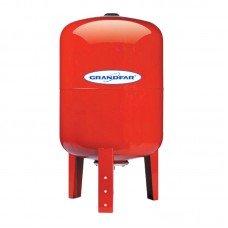 Гидроаккумулятор для насосных станций вертикальный (100 л) GRANDFAR (GF1160)