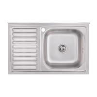 Кухонная мойка Imperial 5080-R Decor (IMP5080RDEC)