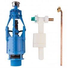 Сливной/наливной механизм для унитаза Azzurra Glaze B19002F40