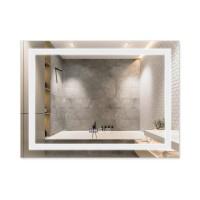 Зеркало Q-tap Mideya LED DC-F904 с антизапотеванием 800х600
