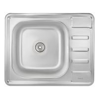 Кухонная мойка Imperial 6350 Micro Decor (IMP635008MICDEC)