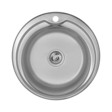 Кухонная мойка Imperial 510-D Decor (IMP510D06DEC)