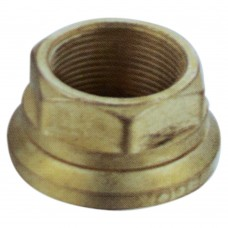 Гайка крепежная M28×1.5мм; h 19мм (S33) TAU (XI-2171)